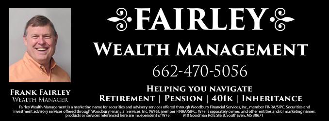Frank Fairley - Fairley Wealth Management