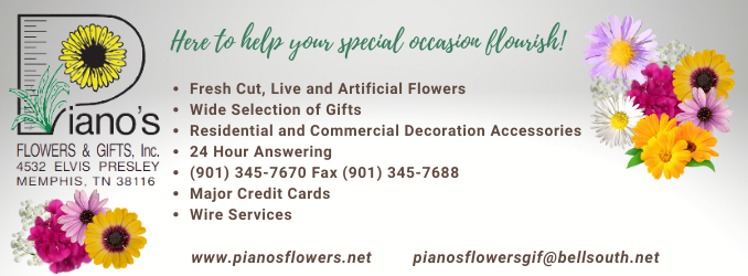 Pianos Flowers & Gifts, Inc.