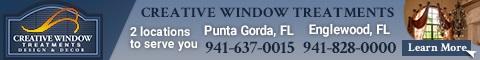 Creative Window Treatments - Englewood