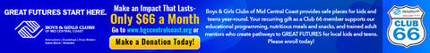 Boys & Girls Clubs of Mid Central Coast