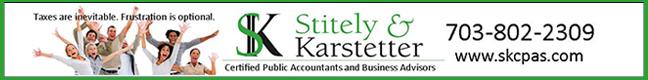 Stitely and Karstetter, CPAs, PLLC