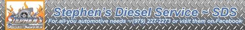Stephen's Diesel Service ~ SDS