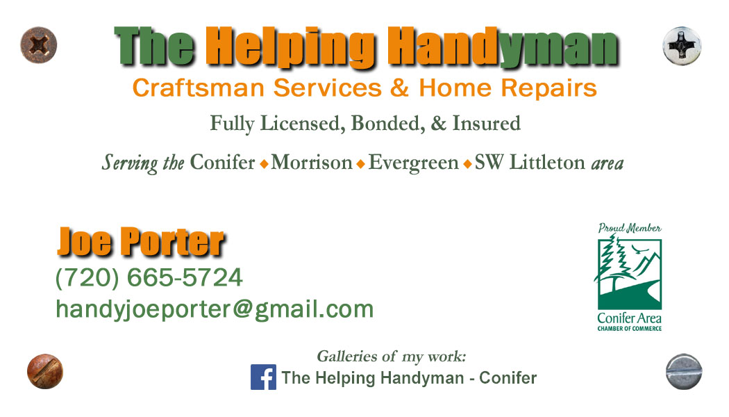 The Helping Handyman