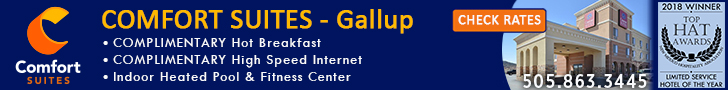 Comfort Suites Gallup