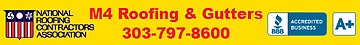 M-4 Roofing and Gutters
