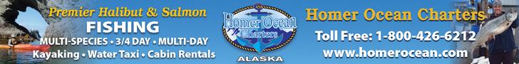 Homer Ocean Charters & Otter Cove Resort