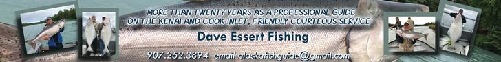 Dave Essert Fishing