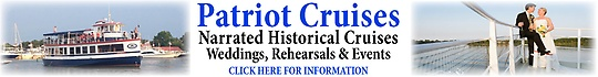 Patriot Narrated Historical Cruises