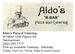 Aldo's Pizza Pub & Catering LLC - Germantown