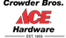 Crowder Bros. Ace Hardware and Crowder's Gifts & Gadgets Lakewood Ranch Location - Lakewood Ranch