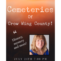 Cemeteries of Crow Wing County