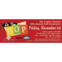 """AT THE HOP"" - Fall Fundraiser"
