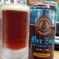4th Annual Roundhouse Brewery Oktoberfest