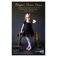 Adaptive Special Needs Dance Class