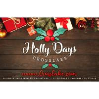 Holly Days  -  Crosslake - 2019