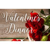 Valentine's Day Dinner at b.merri (The Woods)