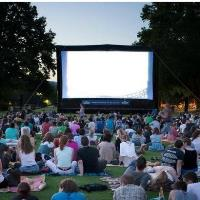 Outdoor Movies at the Crosslake Campground - cancelled