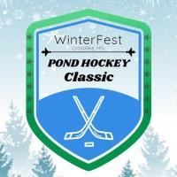 Pond Hockey -- 1st Annual Crosslake Classic