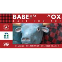 "Babe the ""_________"" Ox Call For Art"