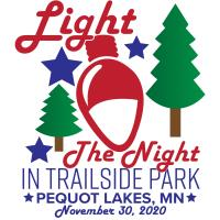 2020 Light the Night in Trailside Park
