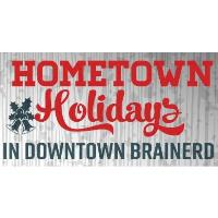 Hometown Holidays in Downtown Brainerd