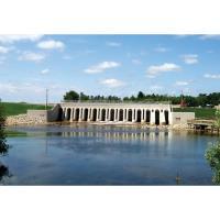 Pine River Dam Tour