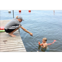 Youth Swimming Classes - Crosslake