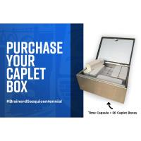 Purchase a Time Capsule Caplet for the Brainerd Sesquicentennial