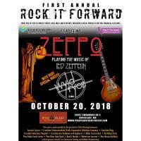 1st Annual Rock it Forward