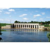 Historical Tour of the Pine River Dam