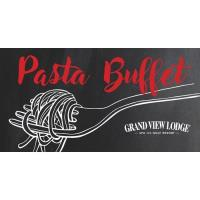 Grand View Lodge Pasta Buffet
