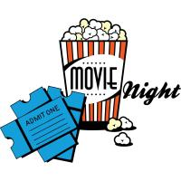Outdoor Movies at the Crosslake Campground