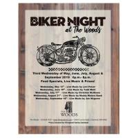 Biker Nights at The Woods