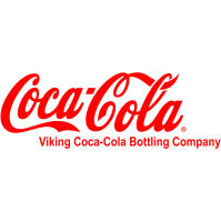 Viking Coca-Cola