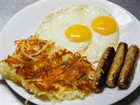Sunday Breakfast the the Brainerd VFW