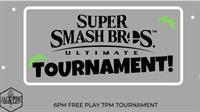 Game Night - Super Smash Bros Tournament!