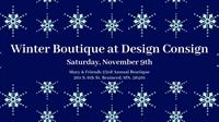 23rd Annual Mary & Friends Winter Boutique