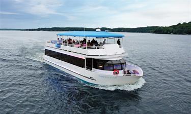 Gull Lake Cruises Sunset Dinner Cruise