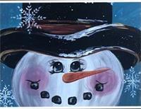 TAP Snowman Face