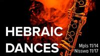 Kick off to LAMF Winter Series- Hebraic Dances