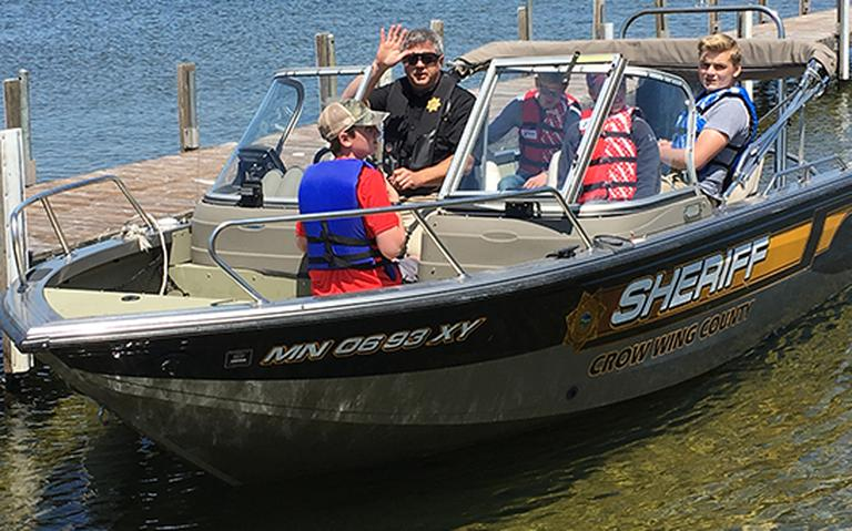 Youth Boating Safety Classes - Crosslake