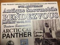 27th Annual Antique Snowmobile Rendezvous