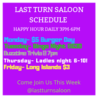 Last Turn Saloon & Eatery - Brainerd
