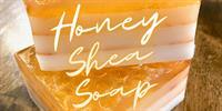 DIY Honey Shea Soap Making Class