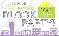 Community Block Party