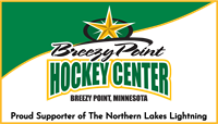 Breezy Point North Stars Home Game vs. Coulee Region Chill