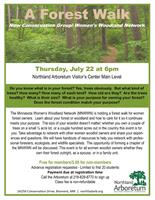 A Forest Walk- A New Conservation Group