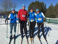 Annual Lumberjack Jaunt Cross-Country Ski Race