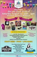 26th Annual Art and Book Festival