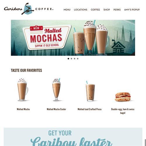 cariboucoffee.com
